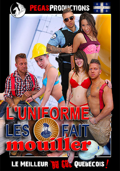 Rueduxcom - Sance de baise en uniforme - Video porno x
