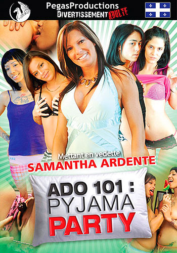 Ado 101 &#8211; Pyjama Party