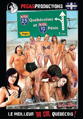 25 Québécoises et 10 Pénis