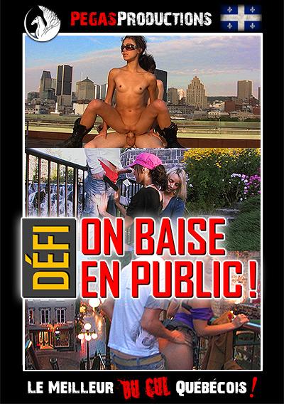 Défi on Baise en Public